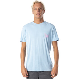 Rip Curl Native Glitch T-Shirt Herren blue river